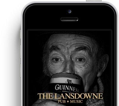 Lansdowne Screen
