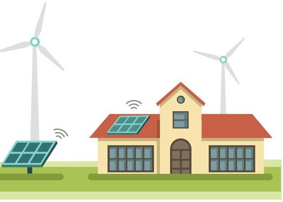 smart energy iot app