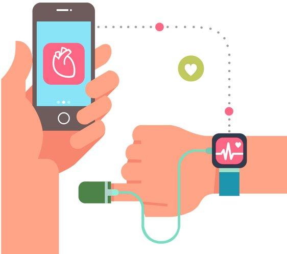 iot health care app