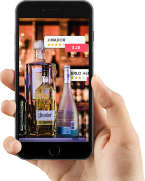 augmented reality mobile app