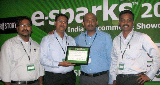 contus e-spark award